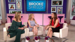Brooke Shields talks about her show 'Mr. Pickles'