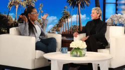 Oprah ran into this Oscar-winning celebrity and forgot his name