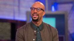 Common talks his Oscar nomination for 'Stand Up for Something'