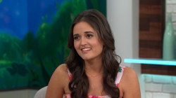 Danica McKellar talks about her new book and Hallmark movie