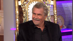James Brolin talks about his new Hallmark movie, 'Royal Hearts'