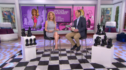 KLG and Jenna Bush Hager play 'Who Knew?'