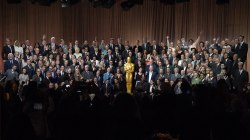Oscar nominees gather for annual luncheon