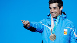Bronze medalists are happier than those who win silver, study says