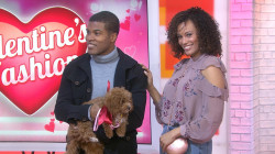 KLG and Hoda check out some Valentine's Day looks to love