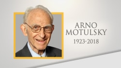 Life well lived: Medical genetics founder Dr. Arno Motulsky dies at 94