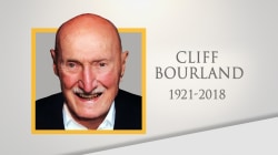 Life well lived: Cliff Bourland, who won gold at the 1948 Olympics, dies at 97