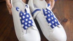 2 new ways to lace your sneakers