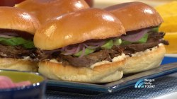 Leftover brisket? Make these delicious sliders and tacos