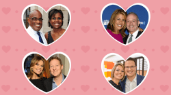 Love is in the air: See our favorite TODAY sweetheart moments