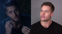 Justin Hartley looks back on most intense 'This Is Us' scenes