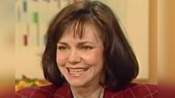 Flashback! Watch Sally Field talk 'Steel Magnolias' in 1989