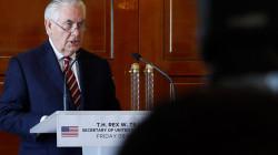 Tillerson explains how North Korean 'talks' differ from 'negotiations'