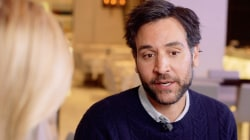 "Josh Radnor on Getting Fired: ""A Blessing in Disguise"""