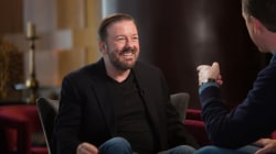 Ricky Gervais on his journey from England to Hollywood and how he gets ideas for comedy