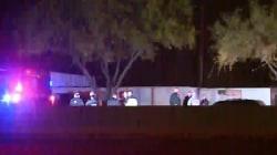 Scene in Austin after bombings suspect believed killed