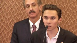 David Hogg: We are not trying to take your guns, we are trying to live