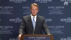 Sen. Flake on running for president: Odds are long, 'but I have not ruled it out'