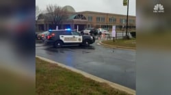 Police on scene at school shooting in Great Mills, Maryland