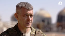 U.S. Army officer describes fierce assault by Russian mercenaries in northeast Syria
