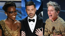 Oscars 2018: Celebrities take a stand, from #MeToo to Dreamers