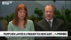 As legal team withers, Trump adds cable news legal pundits