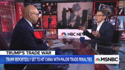 Report: Trump to impose new tariffs on China