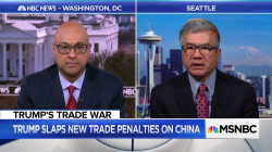 In a trade war, everybody loses