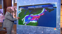 Severe weather expected on first day of Spring