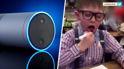 Highs and Lows: Alexa's creepy laugh, kid accidentally licks a marker