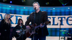 Blake Shelton performs 'Turnin' Me On' live on TODAY
