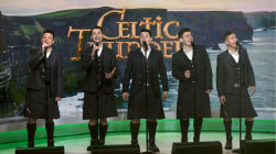 Watch Celtic Thunder perform 'Toora Loora Lay' live on TODAY