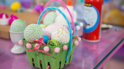 Hop to it and start decorating Easter eggs!