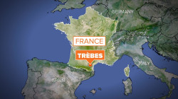 Gunman holds several people hostage in Southwest France