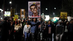 Sacramento protests end with vigil to remember Stephon Clark