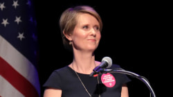 Cynthia Nixon announces bid for New York governor