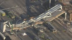 Engineer reported cracks in walkway days before Florida bridge collapse