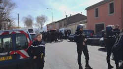 Security surrounds hostage situation in southern France
