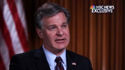 FBI Director Christopher Wray on Russia, violence in the U.S. and foreign espionage
