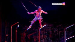 Cirque du Soleil performer falls to his death during live performance