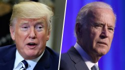 Feud between President Trump and Joe Biden escalates