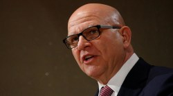 H.R. McMaster may be out as Trump's national security adviser