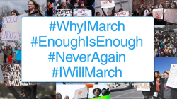 Social media playing a large role in 'March for Our Lives'