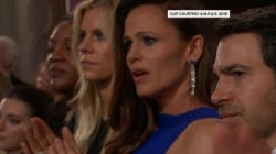 Jennifer Garner reacts to Oscars clip that went viral