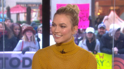 How supermodel Karlie Kloss helps young girls interested in computing