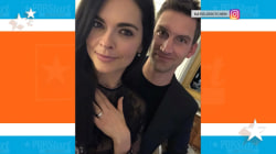 Food Network star Katie Lee announces engagement
