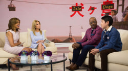 Courtney B. Vance, Koyu Rankin on starring in 'Isle of Dogs'