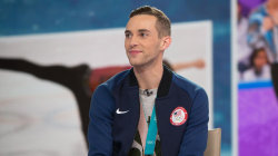 Olympic skater Adam Rippon: Attending the Oscars was 'incredible'