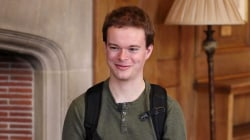 Meet the young American with autism who earned a Rhodes scholarship