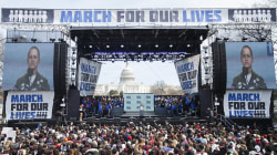 Students take center stage at 'March for Our Lives' rally